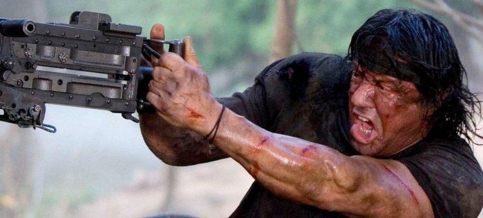 Sylvester Stallone comincia gli allenamenti fisici per RAMBO 5