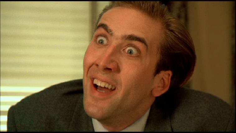 """Nicolas Cage stufo del suo meme: """"È frustrante e mi rovina anche i film"""""""