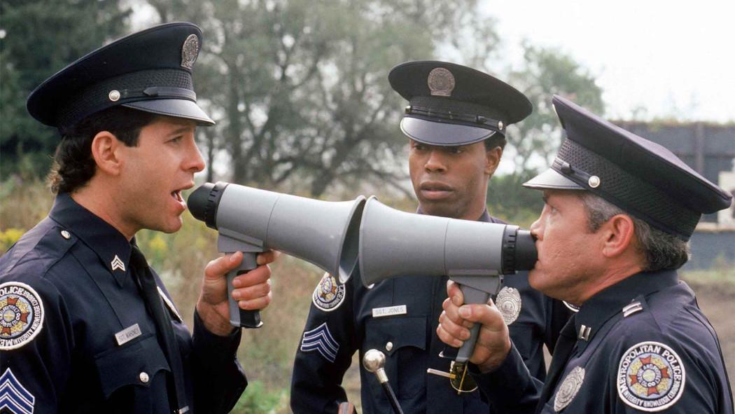 Scuola di Polizia: Steve Guttemberg annuncia un nuovo film