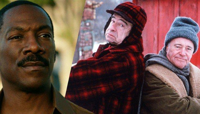 Eddie Murphy protagonista nel remake di Due irresistibili Brontoloni