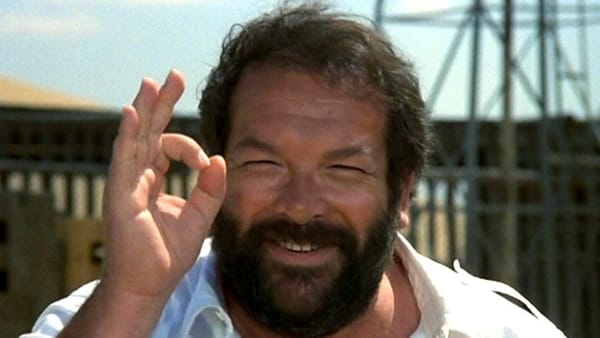 Intitolata una via a Bud Spencer in Italia
