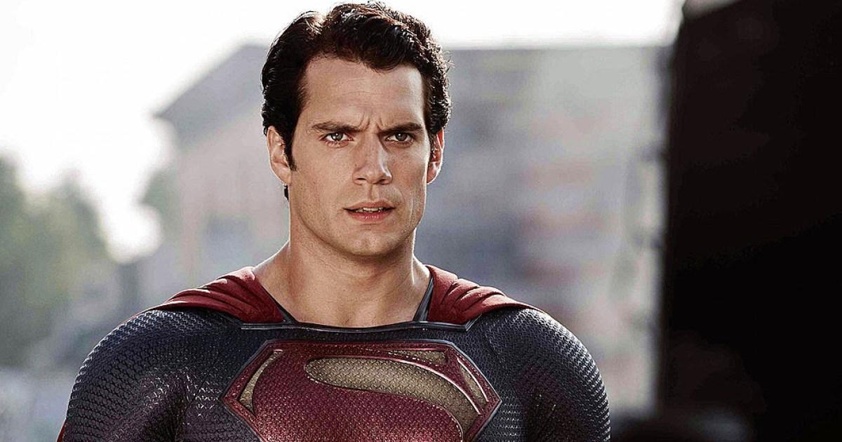 Henry Cavill non sarà più Superman?