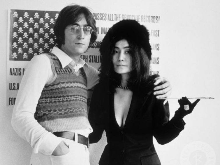 IMAGINE di John Lennon & Yoko Ono: il film sarà proiettato al cinema in 3 date