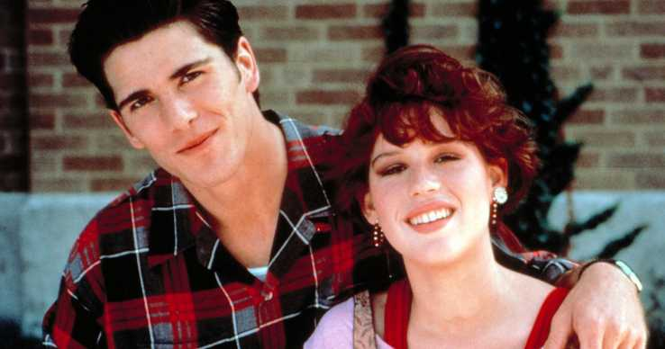 "Secondo Molly Ringwald ""Sixteen Candles"" e ""Breakfast Club"" esaltano le molestie sessuali"