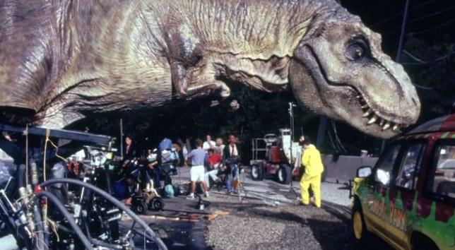 Jurassic Park: le curiosità sulla realizzazione del film