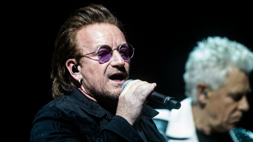 Bono perde la voce: U2 costretti ad annullare il concerto