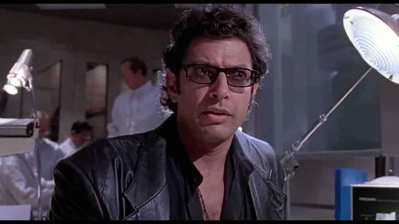 Jurassic Park: il personaggio del Dr. Ian Malcolm (Jeff Goldblum) stava per essere tolto dal film