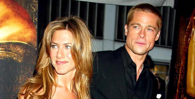 Il ritorno di fiamma tra Jennifer Aniston e Brad Pitt era una fake news