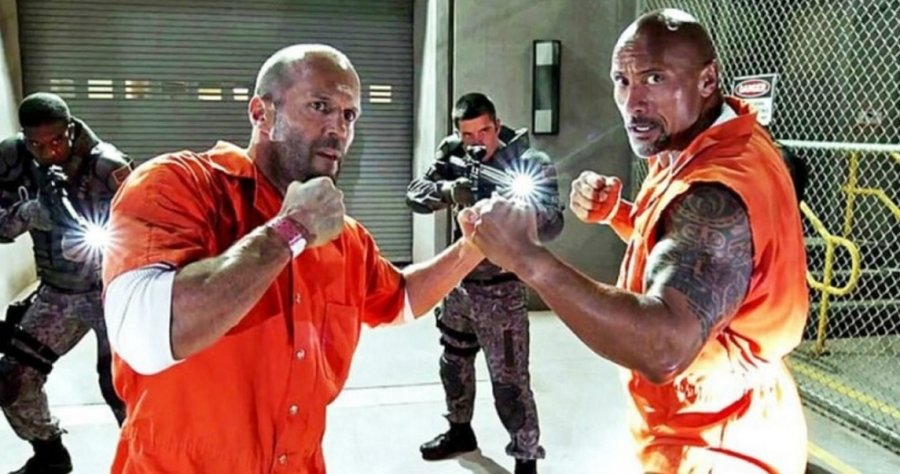 Hobbs & Shaw: La prima foto dello spin-off di Fast and Furious