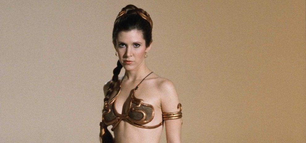 Oggi Carrie Fisher avrebbe compiuto 62 anni