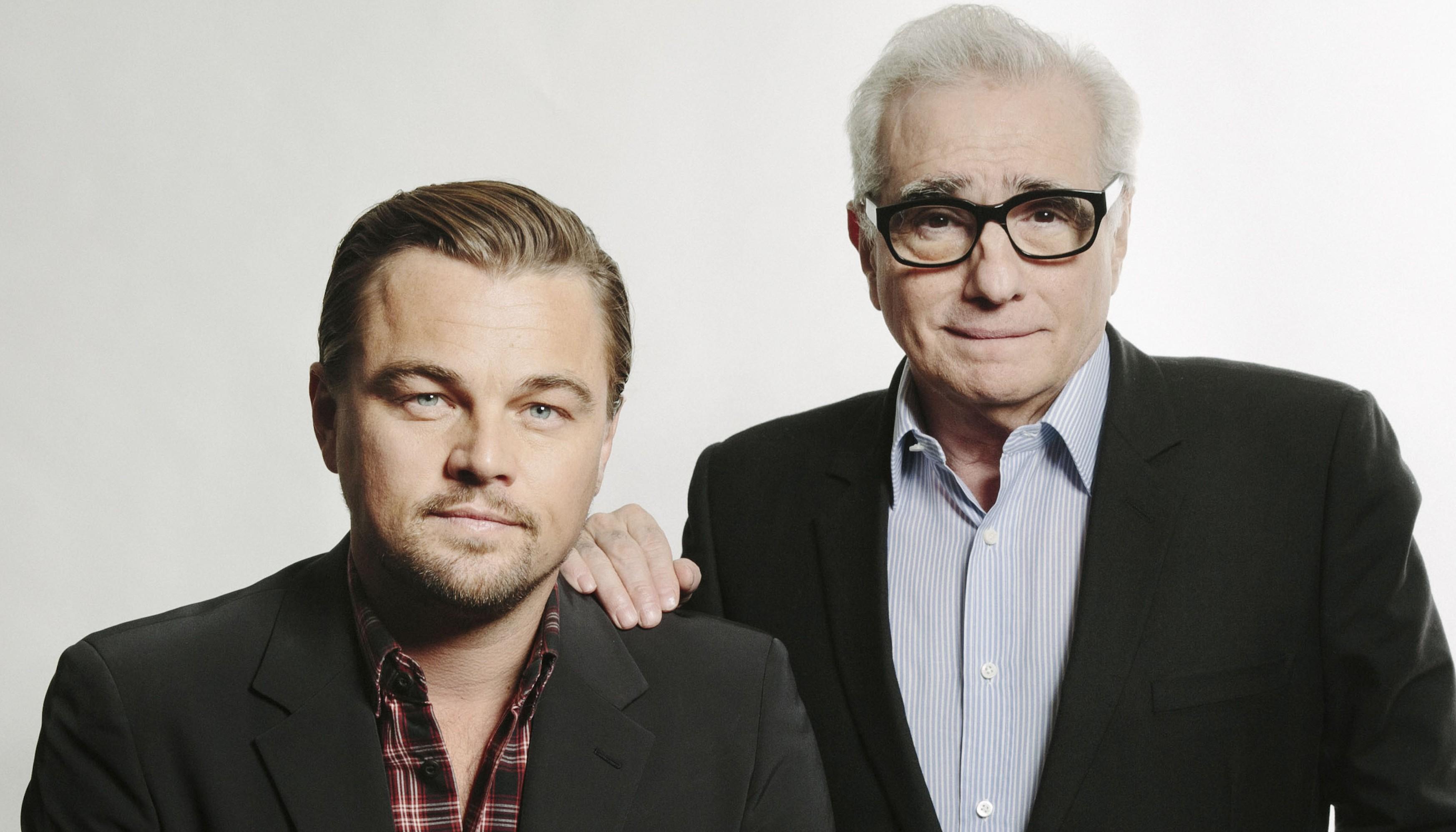 Martin Scorsese e Leonardo DiCaprio di nuovo insieme in un film!