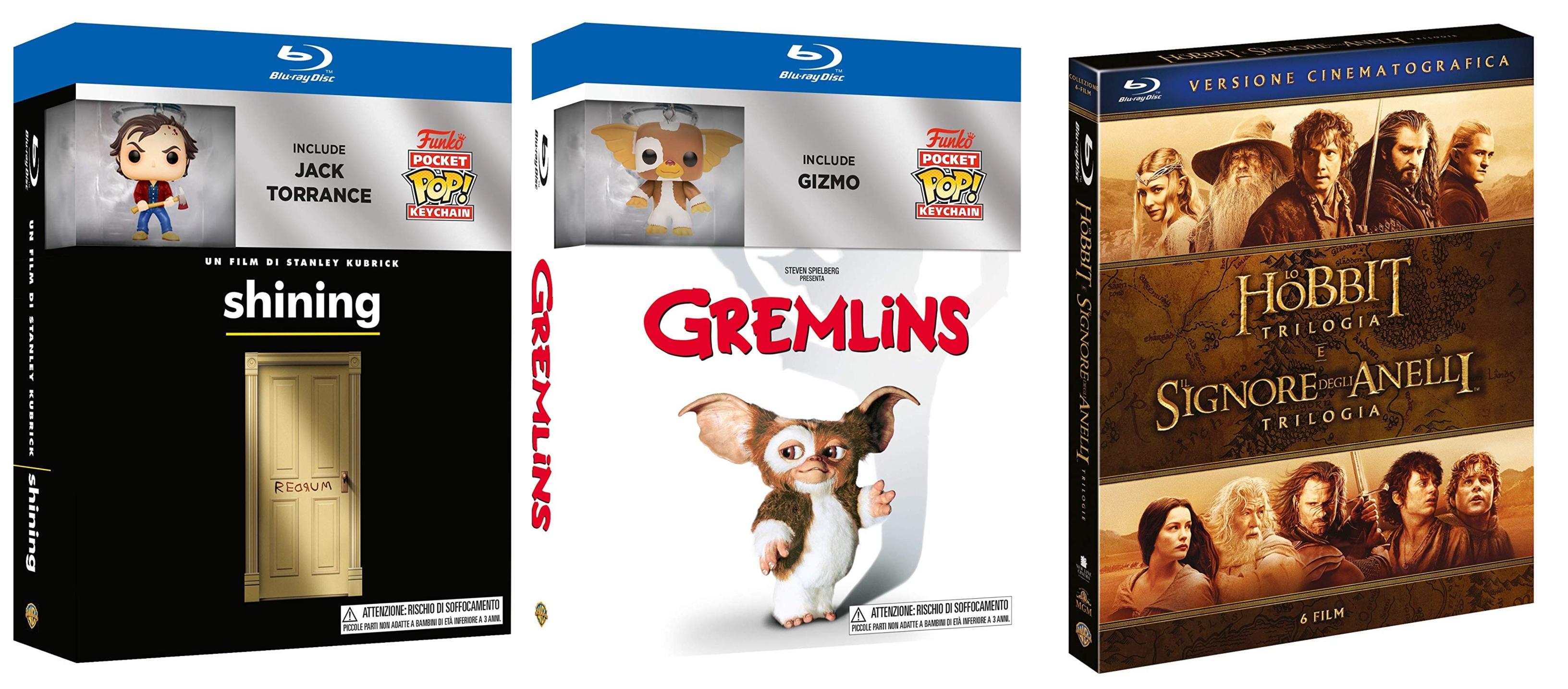 Home video Warner Bros: nuove uscite in edizione limitata!