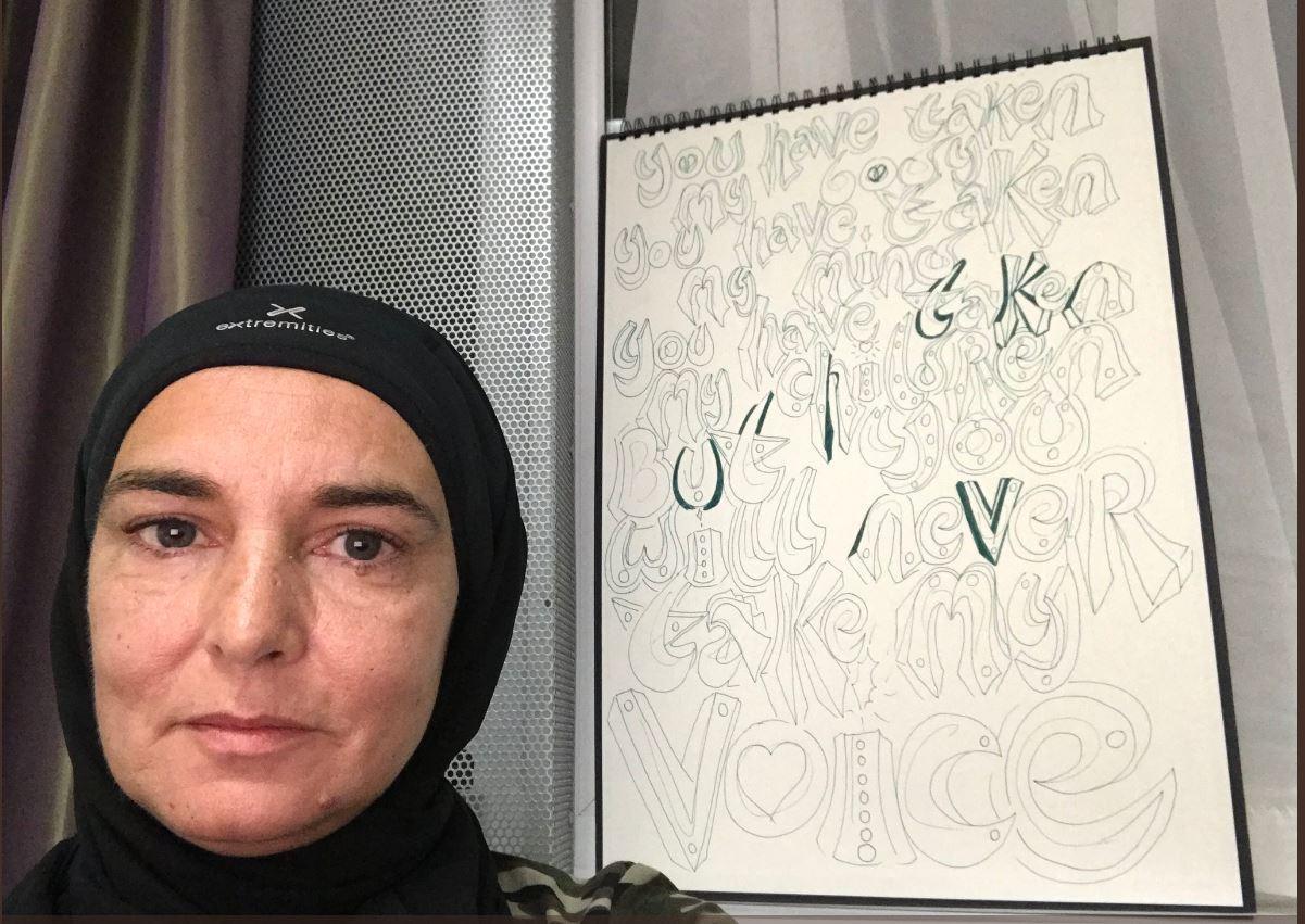 Sinead O'Connor si è convertita alla religione musulmana e cambia nome