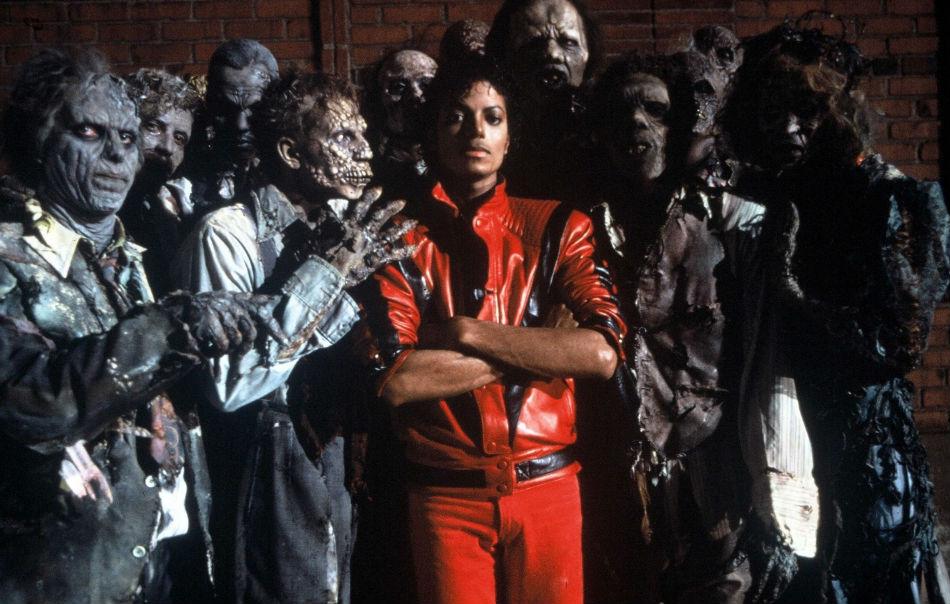 """""""Thriller"""" di Micheal Jackson premiato come miglior videoclip degli ultimi 50 anni"""