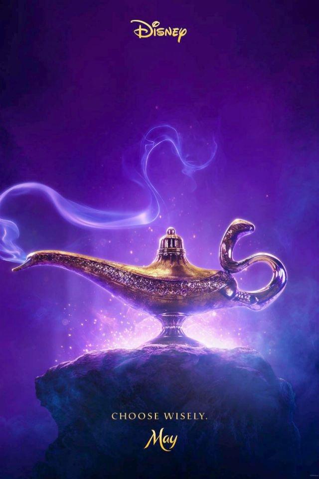 Aladdin – Primo teaser trailer italiano!