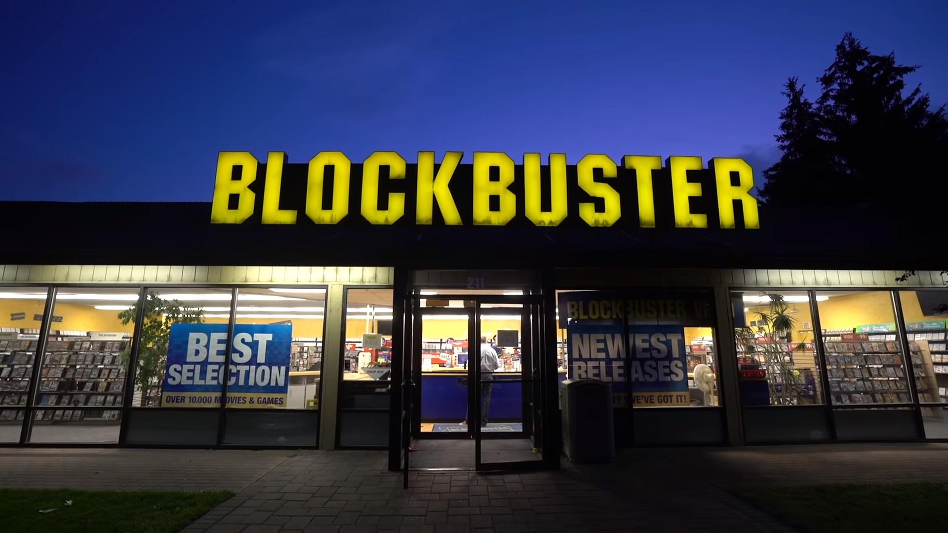 Blockbuster, l'ultimo negozio rimasto aperto diventa un Airbnb