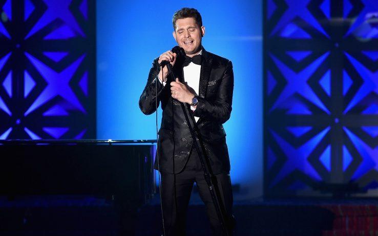 """Michael Bublé: """"Mi ritiro dalla musica""""."""