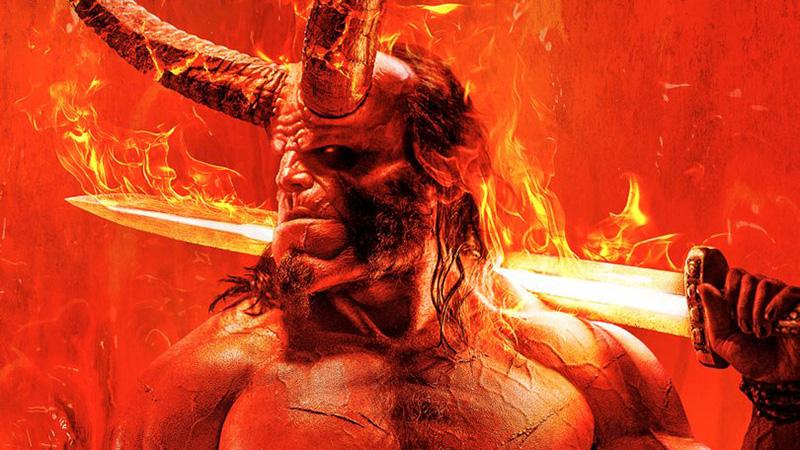 Hellboy: ecco il poster ufficiale del remake