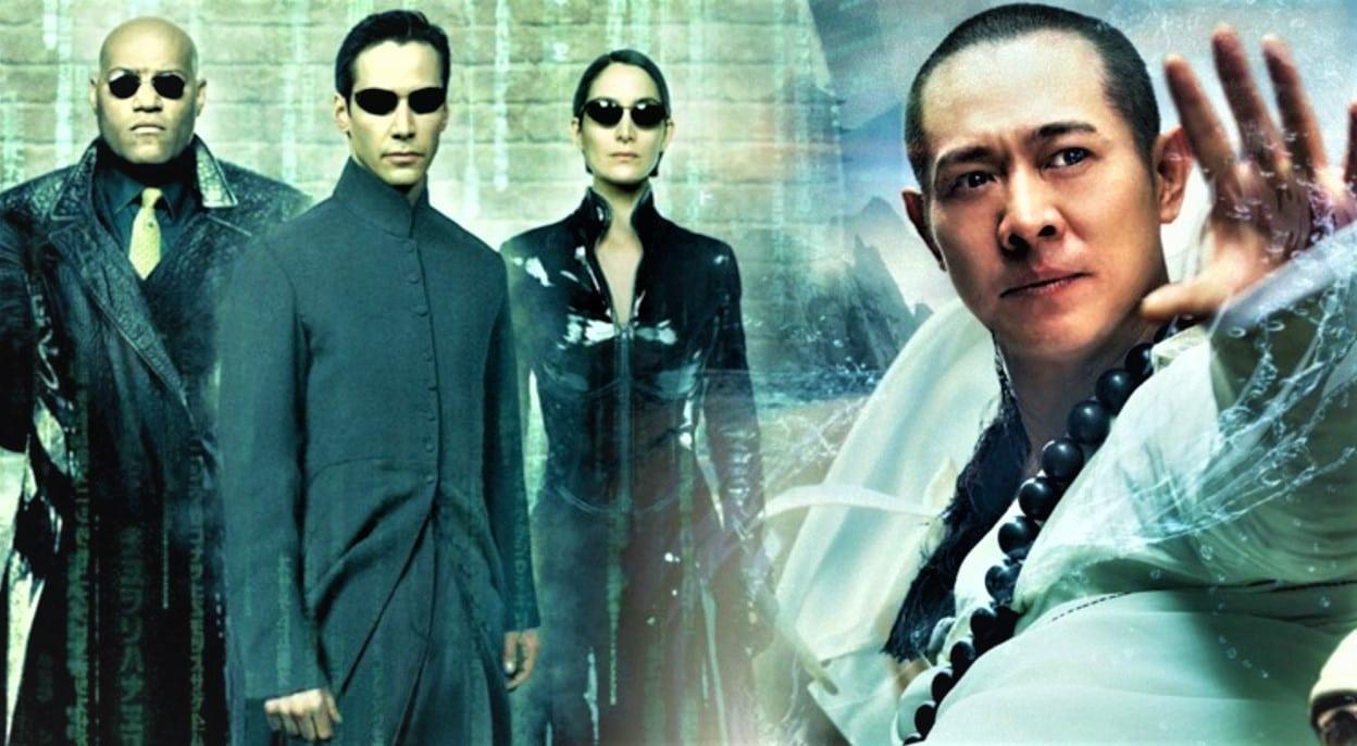 Matrix: ecco perchè Jet Li rifiutò la parte nel film