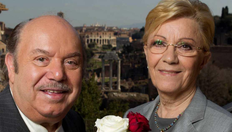 """Lino Banfi: """"I miei colleghi andavano ai festini, io restavo a casa con mia moglie. A Lucia devo tutto. Non meritava questa malattia"""""""