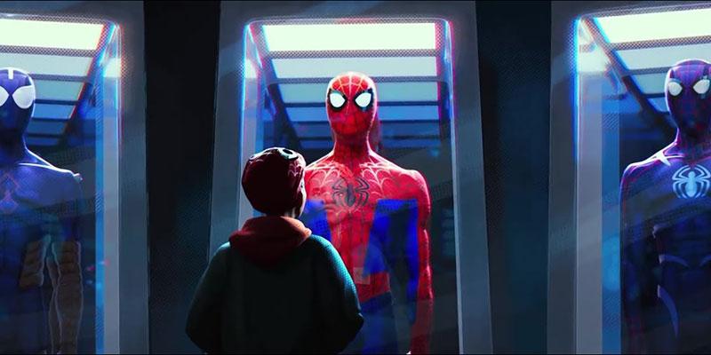 Spiderman – Un Nuovo Universo: ecco il nuovo trailer in Italiano