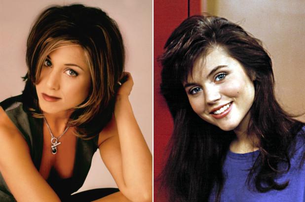 Tiffani Amber Thiessen avrebbe potuto essere la Rachel di Friends
