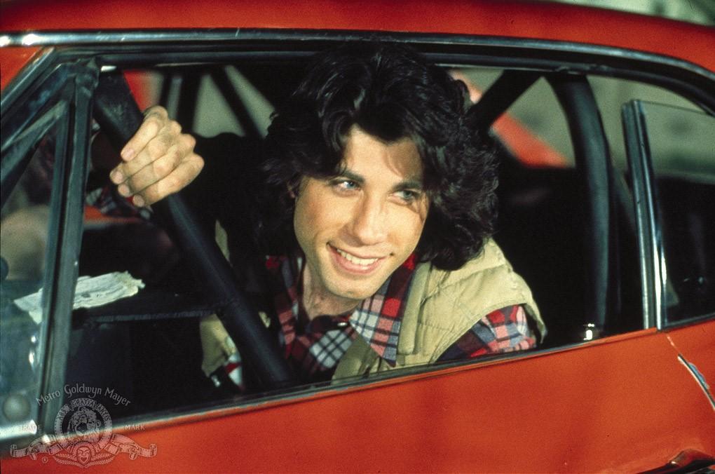 """John Travolta ricorda il film """"Carrie"""" (1976) con una foto dal set"""
