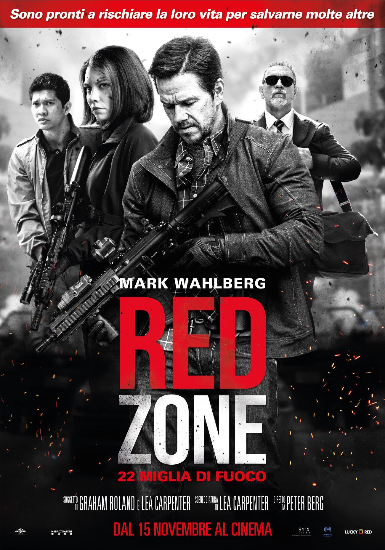 RED ZONE: LA RECENSIONE