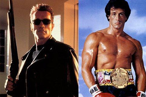 Rocky e Terminator sono disponibili gratis su Youtube