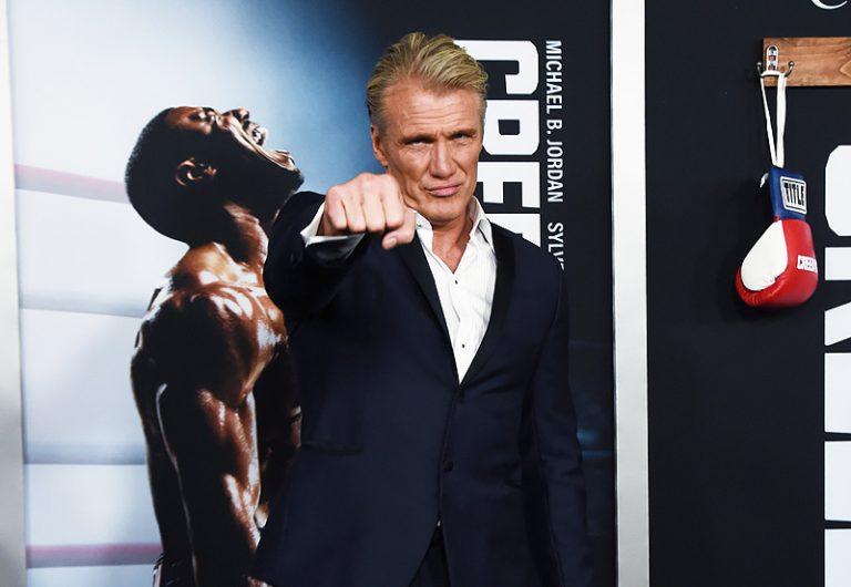 Dolph Lundgren Su Creed 2: Drago potrebbe diventare amico di Rocky