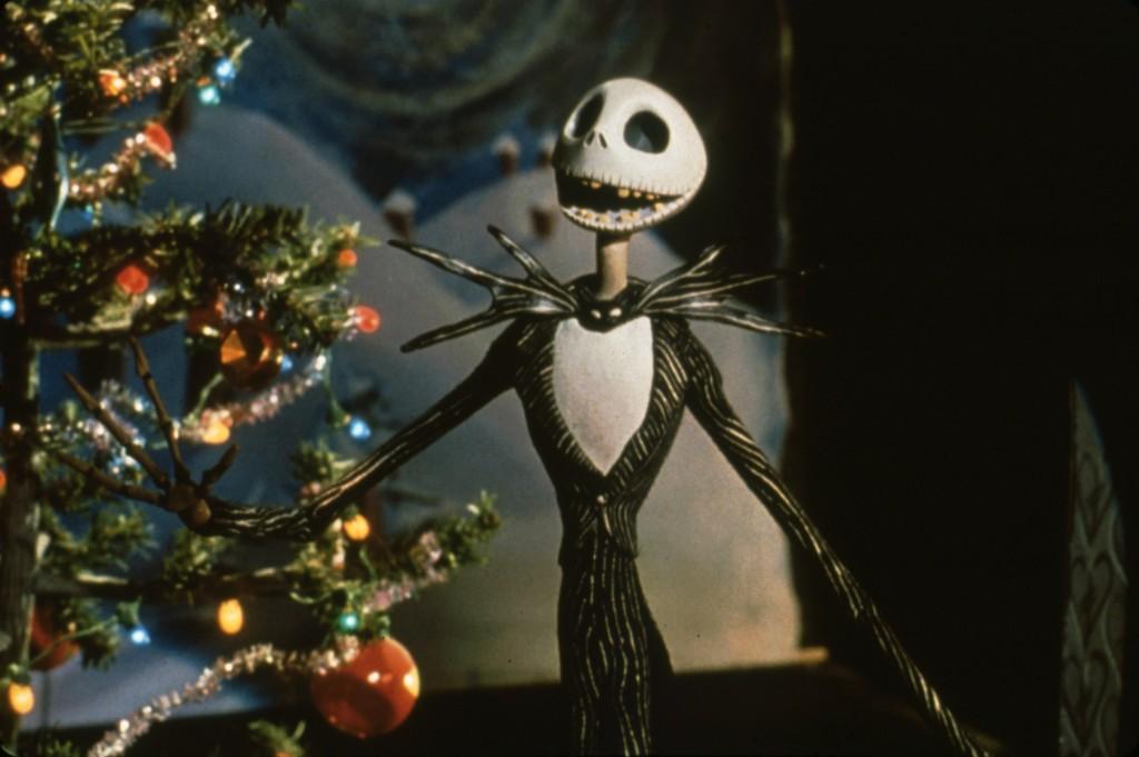 NIGHTMARE BEFORE CHRISTMAS: NEL FILM CI DOVEVA ESSERE.. LA TESTA DI TIM BURTON