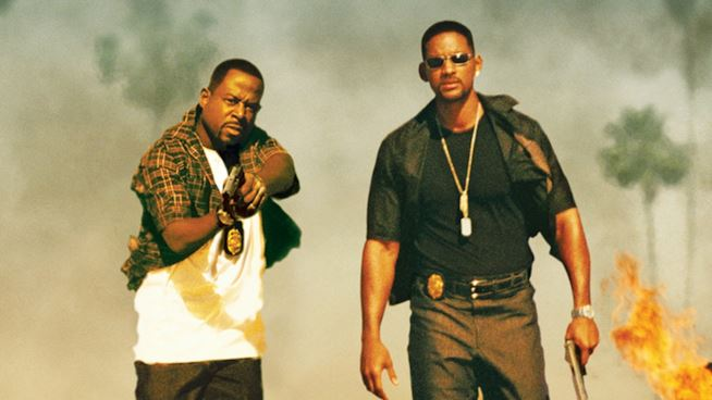 """Bad Boys 3"": prime foto di Will Smith e Martin Lawrence sul set"