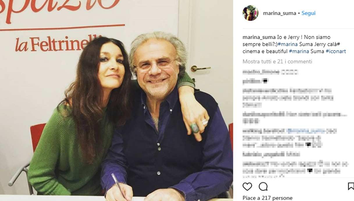 Mara Venier gelosa di Marina Suma: la confessione di Jerry Calà