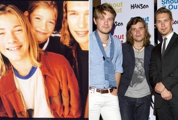 Hanson celebrano i 25 anni come band. Che fine hanno fatto?