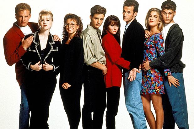 Beverly Hills 90210, in arrivo una nuova serie tv con il cast originale