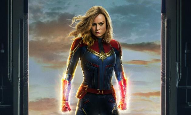 Captain Marvel: nuova foto con Jude Law e Brie Larson insieme