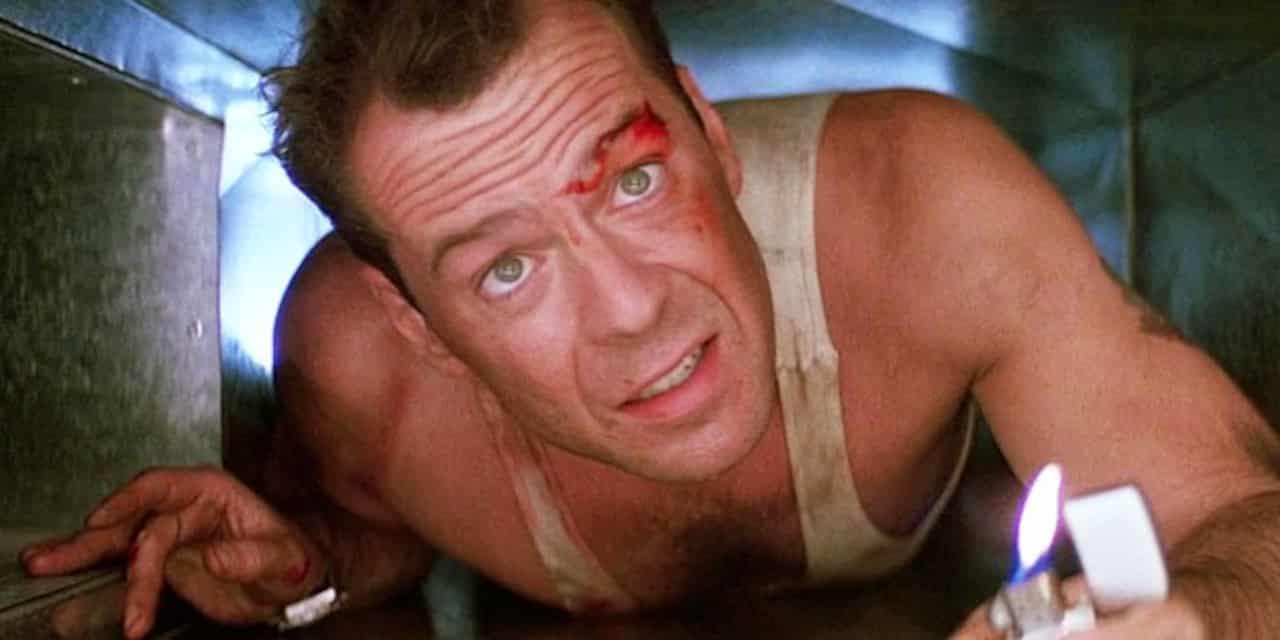 Un sondaggio dichiara che Die Hard non è un film Natalizio!