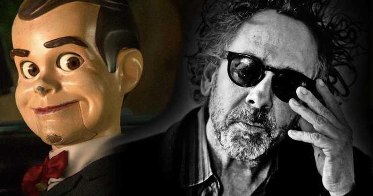 """Tim Burton stava per realizzare un film su """"Piccoli Brividi"""" già negli anni '90"""