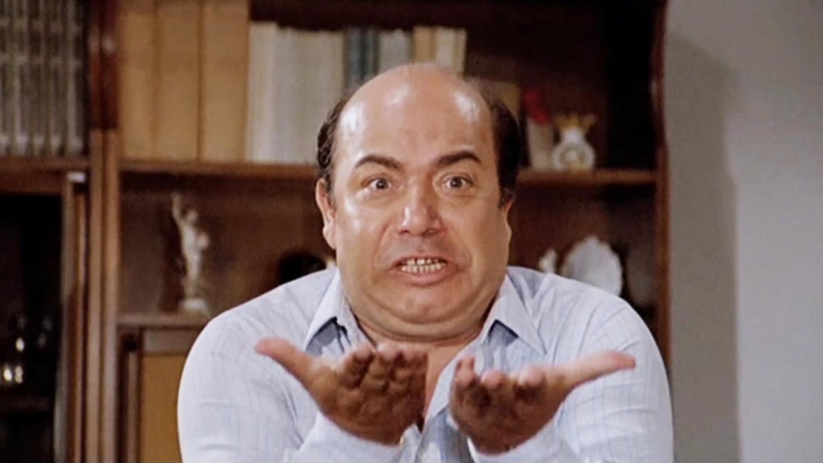 """Lino Banfi: """"Da piccolo mi cacciarono dal convento perchè spiavo le suore"""""""
