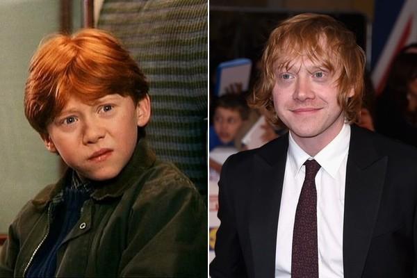 Harry Potter: Rupert Grint (Ron Weasley) non vuole vedere i film dal 3° in su