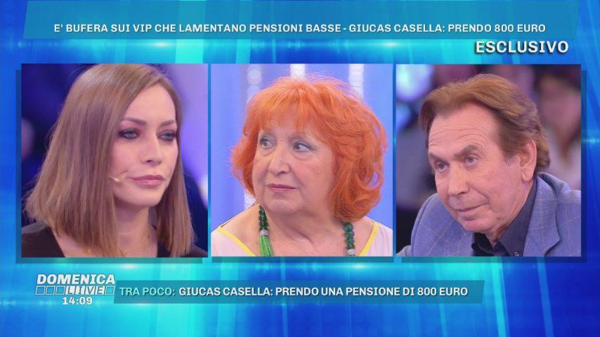"""LA RIVOLTA DEI VIP: """"ABBIAMO PENSIONI DA FAME"""""""