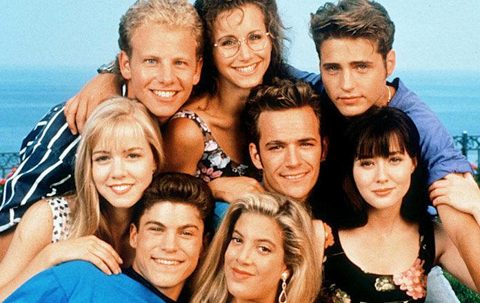 Beverly Hills 90210, la prima foto della reunion del cast