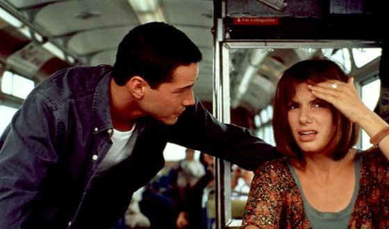 """Sandra Bullock ammette una vecchia cotta per Keanu Reeves ai tempi di """"Speed"""""""