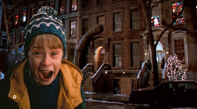 Macaulay Culkin ricorda le riprese di 'MAMMA HO RIPERSO L'AEREO' al Rockefeller Center