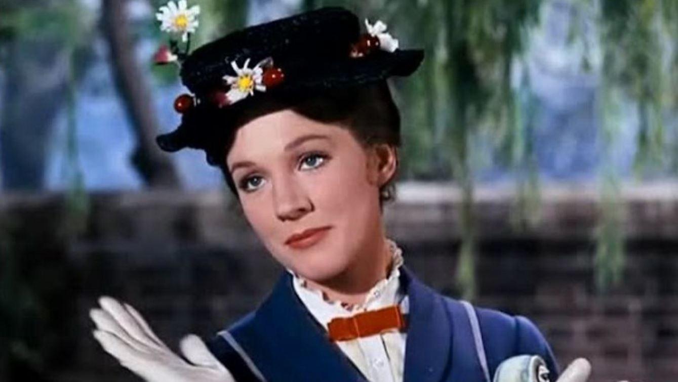 Perchè Julie Andrews ha deciso di non tornare in Mary Poppins 2?