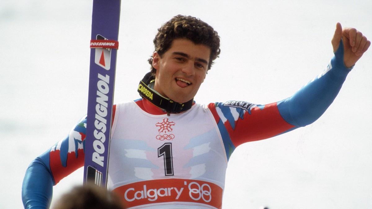 Tanti auguri Alberto Tomba: 52 anni per lo sciatore azzurro