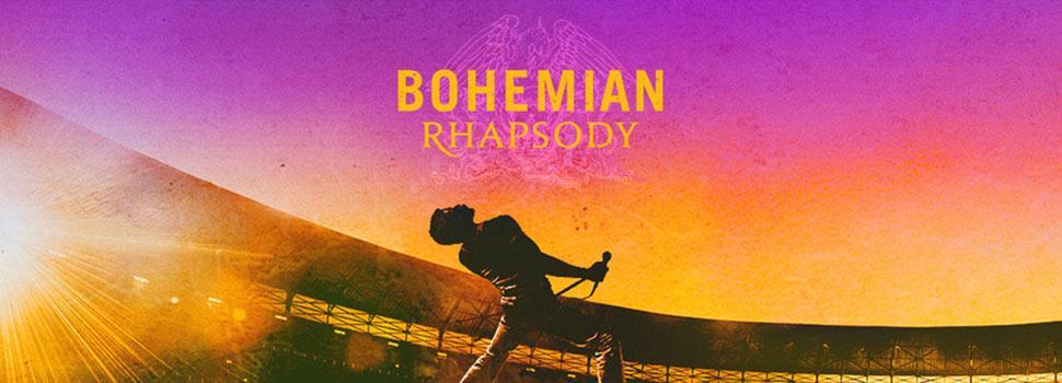 Bohemian Rhapsody in cima alla classifica del box-office italiano con incassi memorabili!