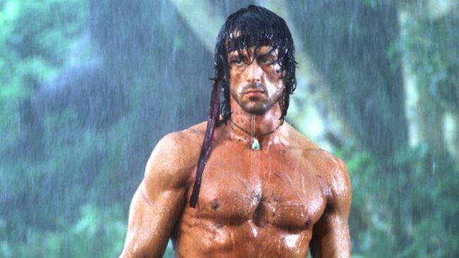 Stallone saluta Rambo con una foto dal set del nuovo film!