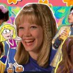 Lizzie McGuire compie 18 anni: gli attori ieri e oggi