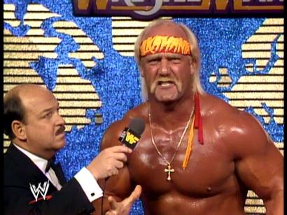 """Hulk Hogan, clamoroso ritorno in WWE per celebrare lo scomparso """"Mean"""" Gene Okerlund"""